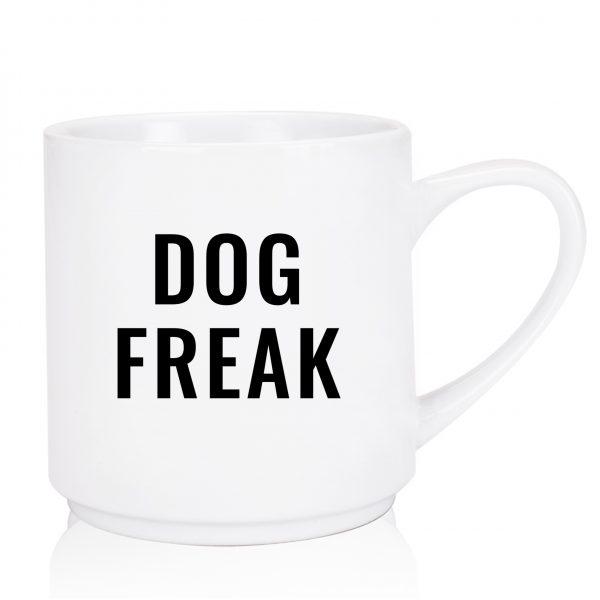 Dog Freak Oversized Coffee Mugs