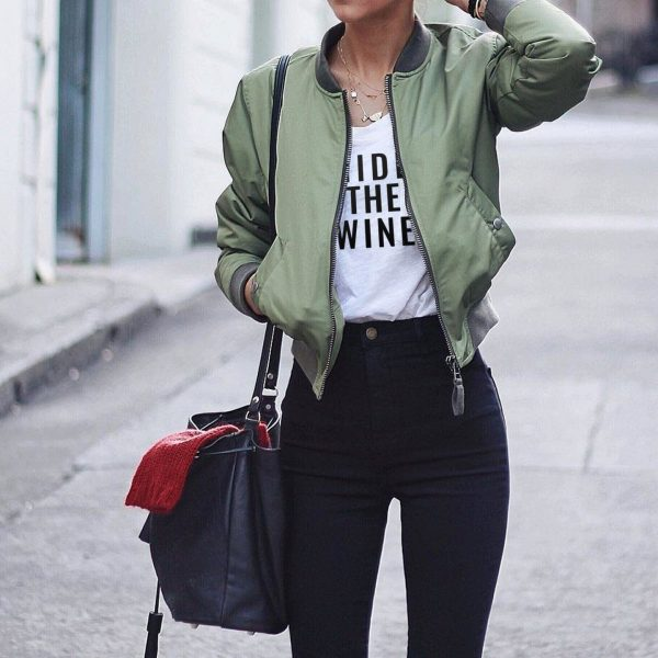 Wine Is Bliss Hide The Wine Tee in White